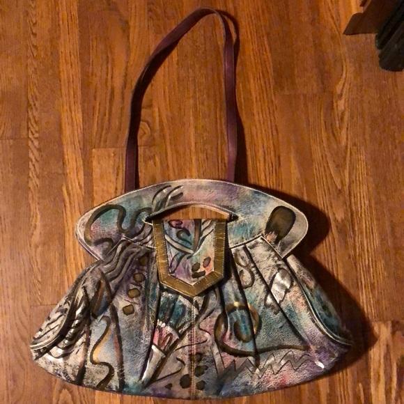 Sova Bags   Genuine Leather Handbag   Poshmark e090c276b1